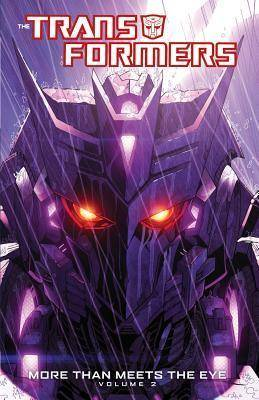 Transformers More Than Meets The Eye Volume 2 by James Roberts