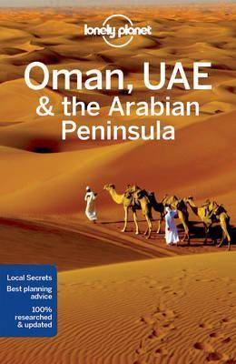 Image of Lonely Planet Oman, UAE & Arabian Peninsula by Lonely Planet