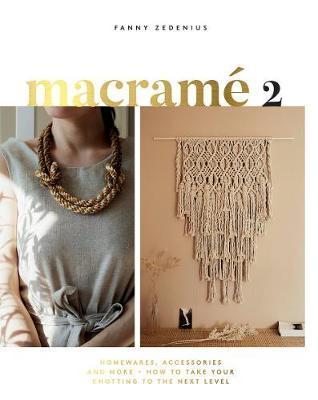 Macrame 2 by Fanny Zedenius