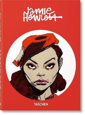 Jamie Hewlett - 40th Anniversary Edition by Jamie Hewlett