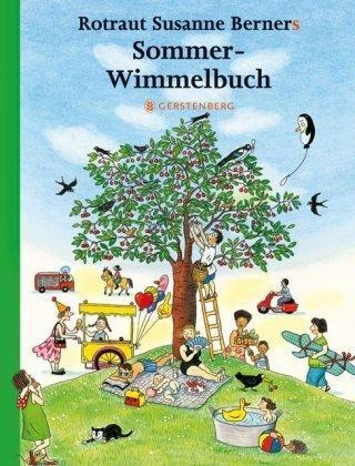Sommer-Wimmelbuch by Rotraut Susanne Berner