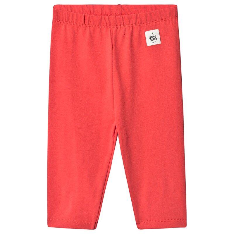 A Happy Brand CAPRI LEGGING RED 86/92 cm
