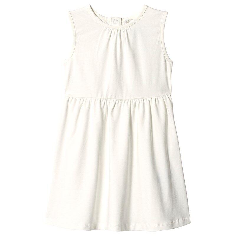 A Happy Brand TANK DRESS WHITE 122/128 cm