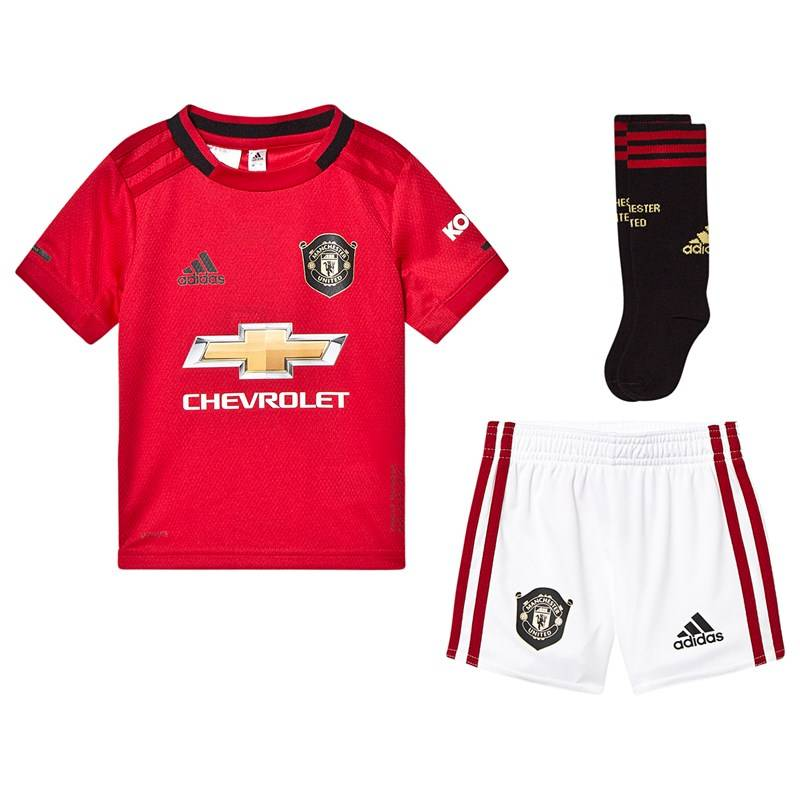 Image of United Manchester United Manchester United ´19 Home Kit 3-4 years (104 cm)