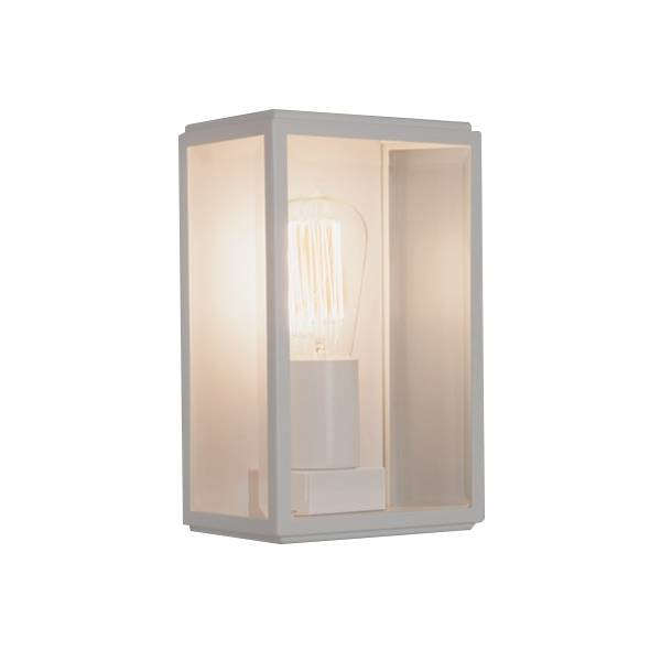 Astro Homefield 160 Bathroom Light LED Matt White