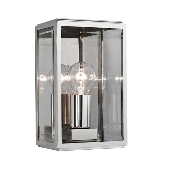 Astro Homefield 160 Bathroom Light LED Polished Nickel