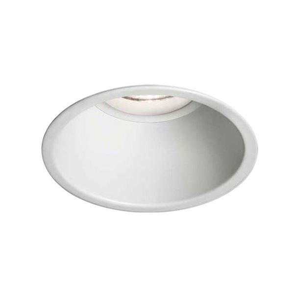 Astro Minima Round Spotlight White LED