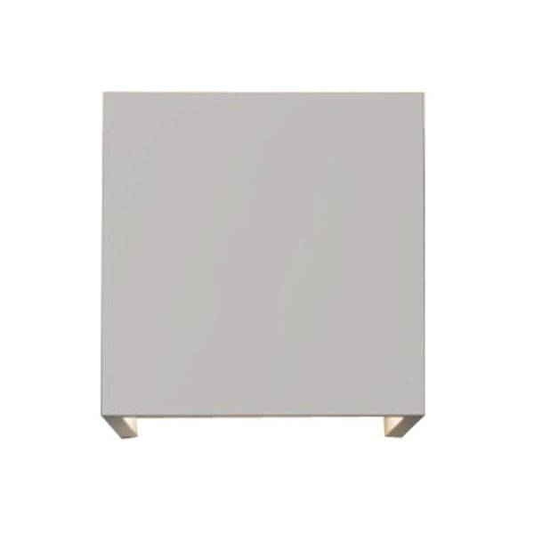 Astro Pienza LED Plasterwork Wall Light White