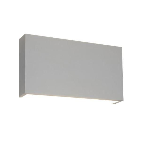Astro Rio 325 LED Plasterwork Wall Light White