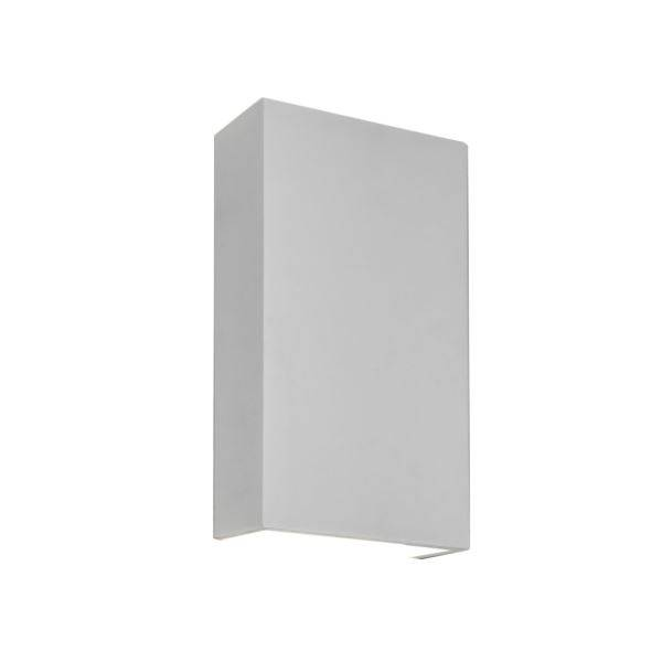 Astro Rio 190 LED Plasterwork Wall Light White