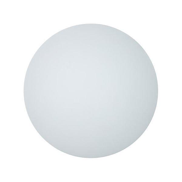 Astro Elipse Round 350 Plasterwork Wall Light White