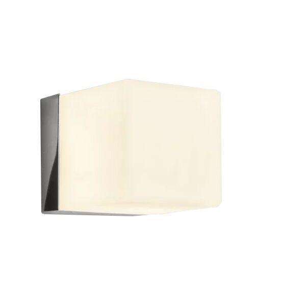 Astro Cube Bathroom Light Chrome