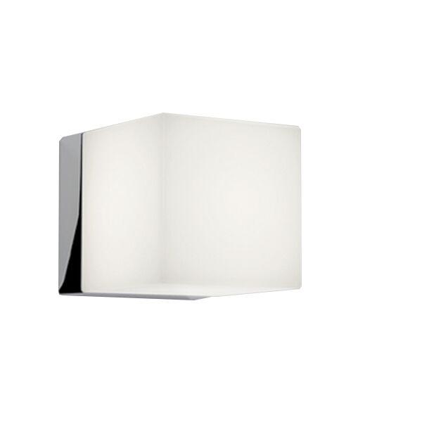 Astro Cube Bathroom Light LED Chrome