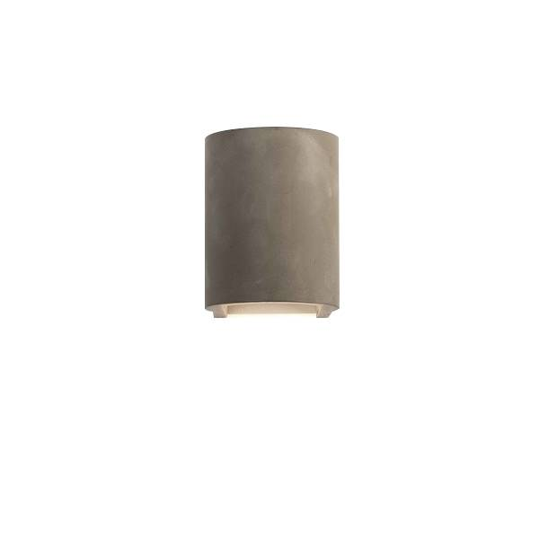 Astro Dunbar 120 Wall Outdoor Light LED Concrete