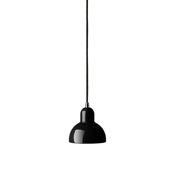Fritz Hansen Kaiser Idell 6722 Pendant Black