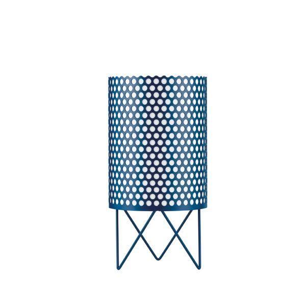 GUBI  Pedrera ABC Table Lamp Blue