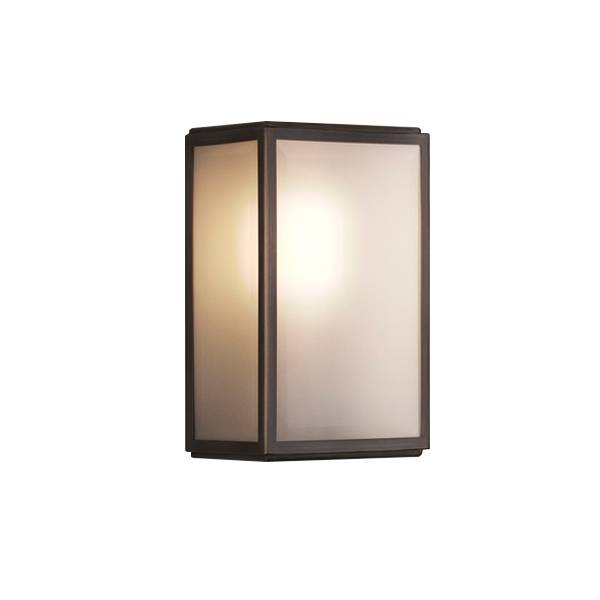 Astro Homefield Frosted Bathroom Light LED