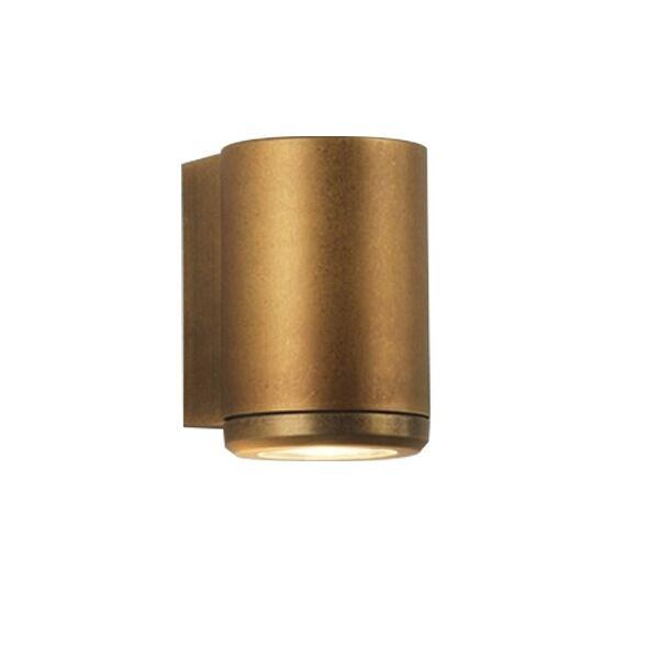 Astro Jura Single Wall Outdoor Light LED Antique Brass