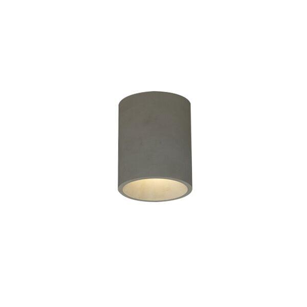 Astro Kos Concrete Round Spotlight Outdoor Light LED Concrete