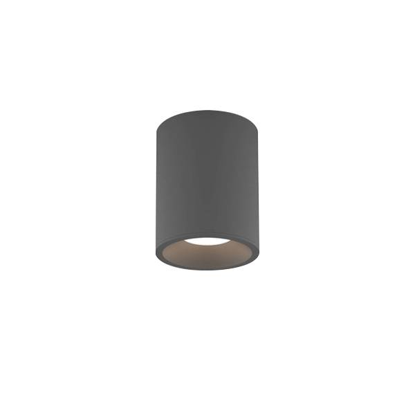Astro Kos Round 100 Bathroom Light LED Texture Grey