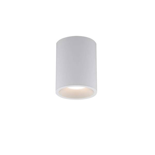 Astro Kos Round 100 Bathroom Light LED Texture White