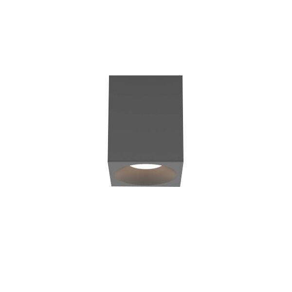 Astro Kos Square 100 Bathroom Light LED Texture Grey