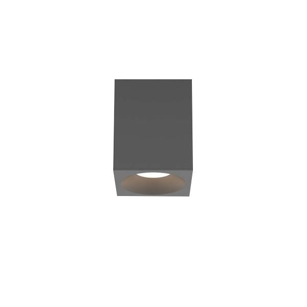 Astro Kos Square 100 Bathroom Light LED Texture Grey