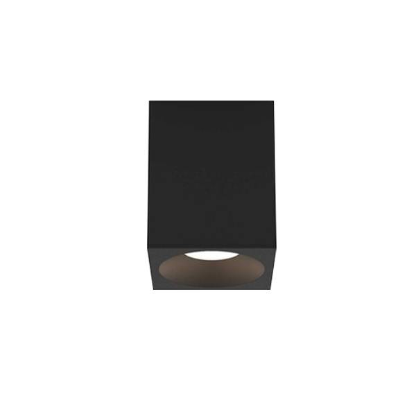 Astro Kos Square 140 Bathroom Light LED Texture Black