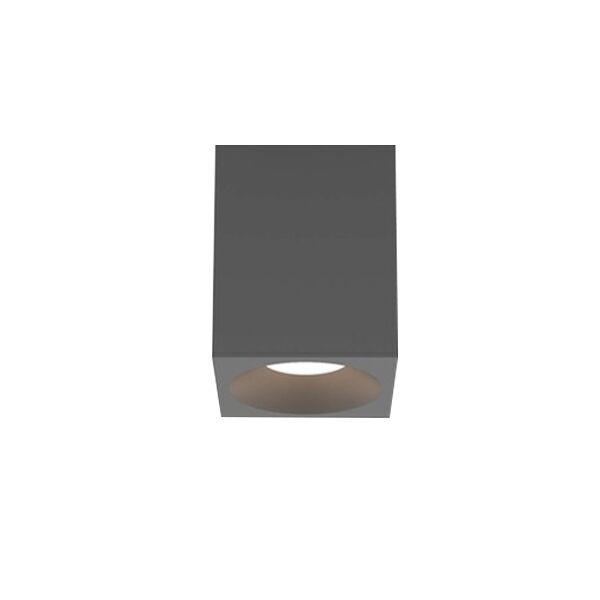 Astro Kos Square 140 Bathroom Light LED Texture Grey