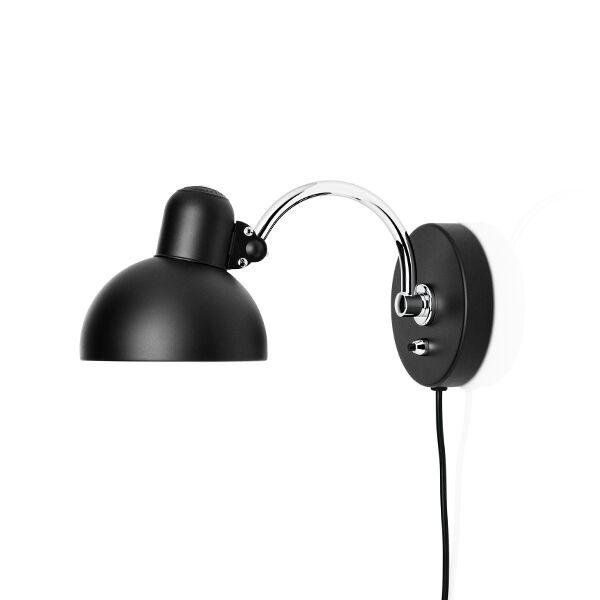 Lightyears Kaiser Idell 6722 Wall lamp Mat Black