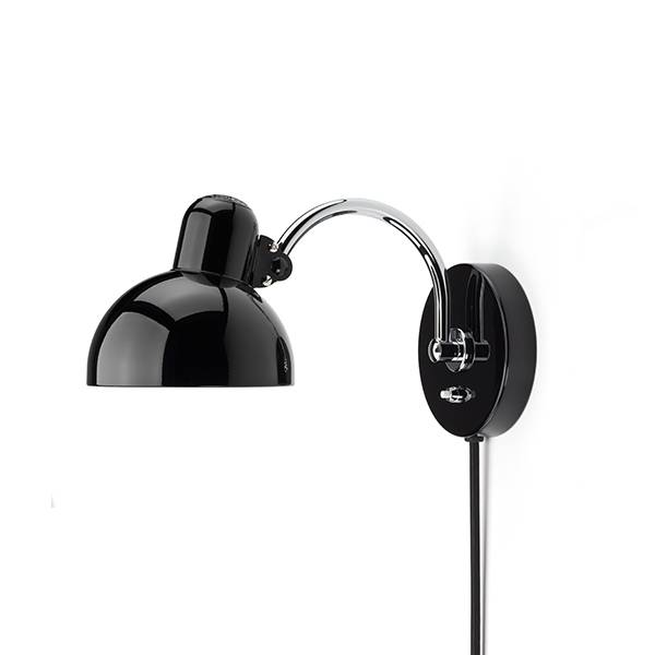 Lightyears Kaiser Idell 6722 Wall lamp Black