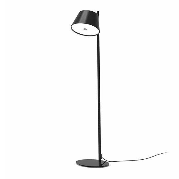 Marset Tam Tam P Floor Lamp Black
