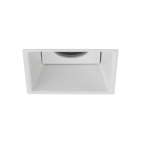 Astro Minima Square Fixed Bathroom Light LED Matt White