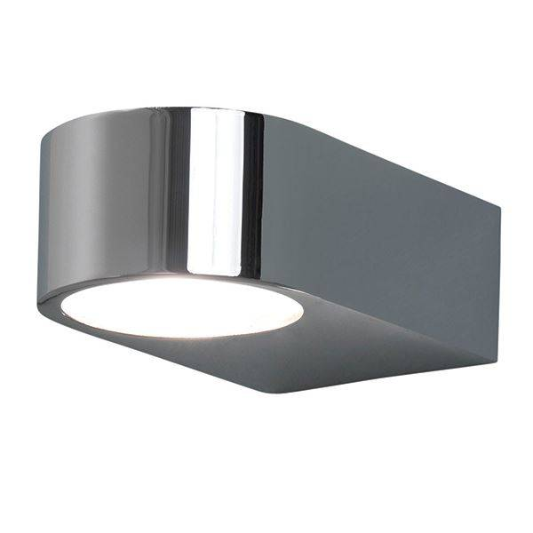 Astro Epsilon Wall Light Chrome LED