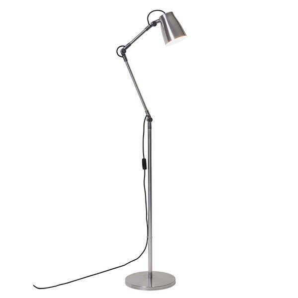 Astro Atelier Floor Lamp Polished Aluminium