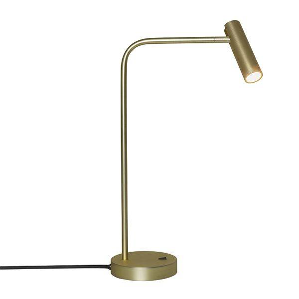 Astro Enna Table Lamp Matt Gold