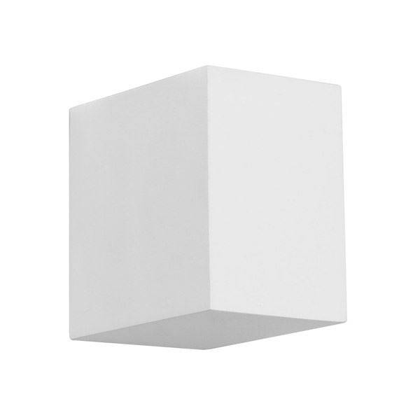 Astro Parma 110 Plasterwork Wall Light White