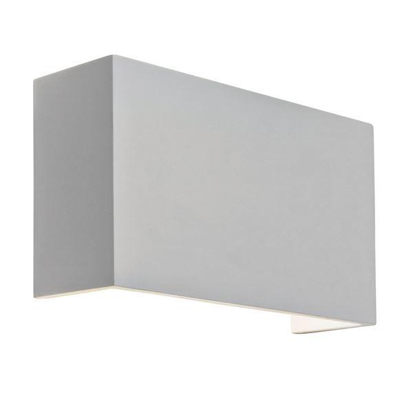 Astro Pella 325 Plasterwork Wall Light White
