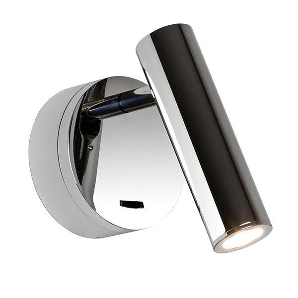 Astro Enna LED Wall Light Chrome