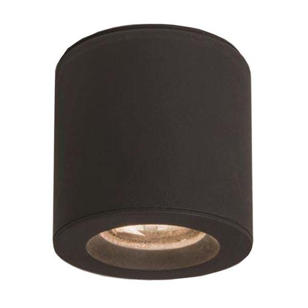 Astro Kos Round Spotlight Black