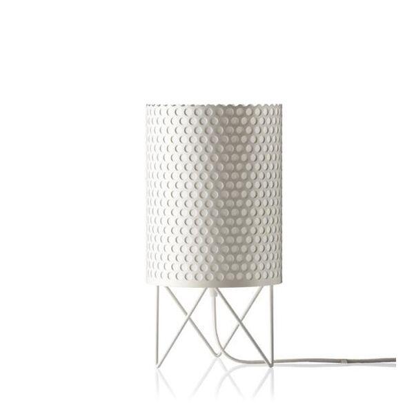 GUBI  Pedrera ABC Table Lamp White