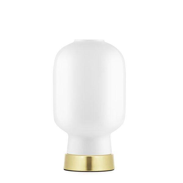 Normann Copenhagen Table Lamp White/Brass