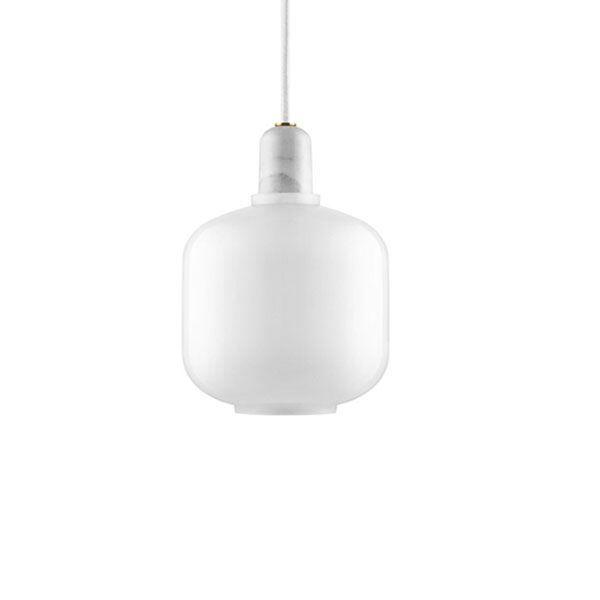 Normann Copenhagen Pendant Small White/White