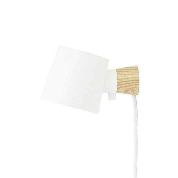 Normann Copenhagen Wall Lamp White