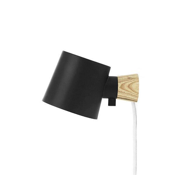 Normann Copenhagen Wall Lamp Black