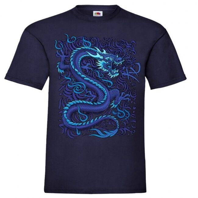 Blue Dragon T-PAITA - BLUE DRAGON (538A)