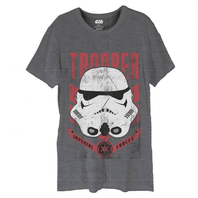 T-PAITA - STAR WARS - IMPERIAL FORCES  -painatus valitsemaasi paitaan