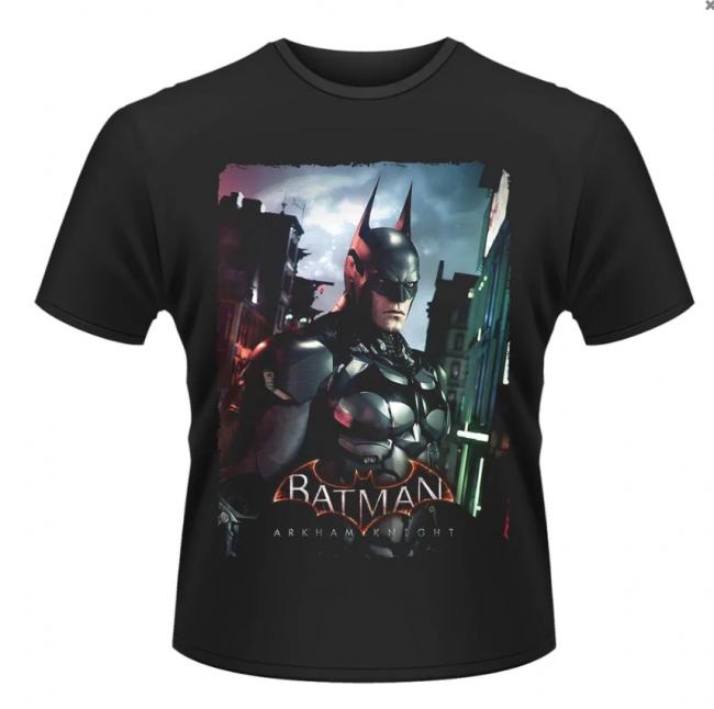 T-PAITA - BATMAN - ARKHAM KNIGHT  -painatus valitsemaasi paitaan