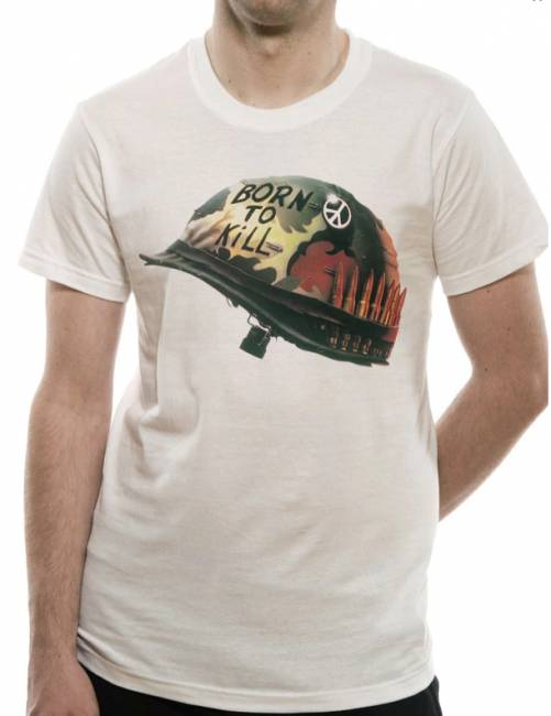 T-PAITA - FULL METAL JACKET - HELMET  -painatus valitsemaasi paitaan