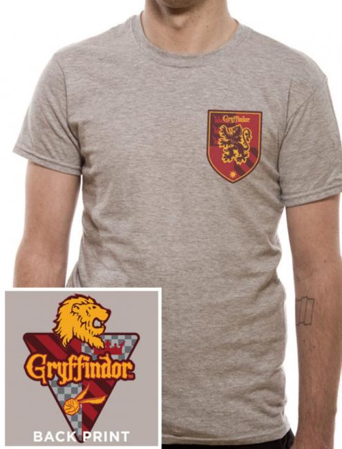 T-PAITA - HARRY POTTER - HOUSE GRYFFINDOR  -painatus valitsemaasi paitaan